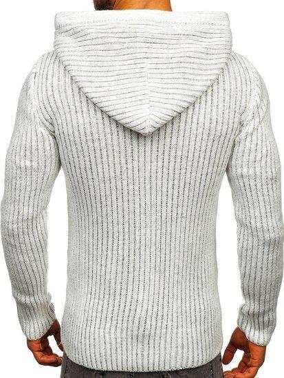 Sweter męski ecru Denley 20016