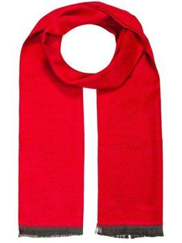 Bordowy szalik męski Denley YW08014