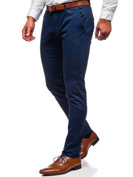 Indygo spodnie chinosy męskie Denley 1143