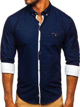 Koszule męskie modne koszule kolekcja 2020 │ Denley.pl  VlYMJ