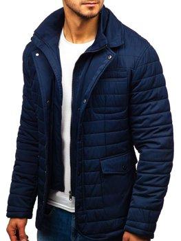 eleganckie wizytowe kurtki zimowe meskie
