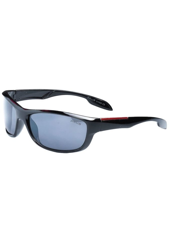 Okulary przeciwsłoneczne czarne Denley PRS234B