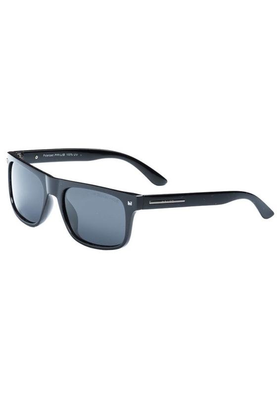 Okulary przeciwsłoneczne polaryzacyjne czarne Denley PLS208B