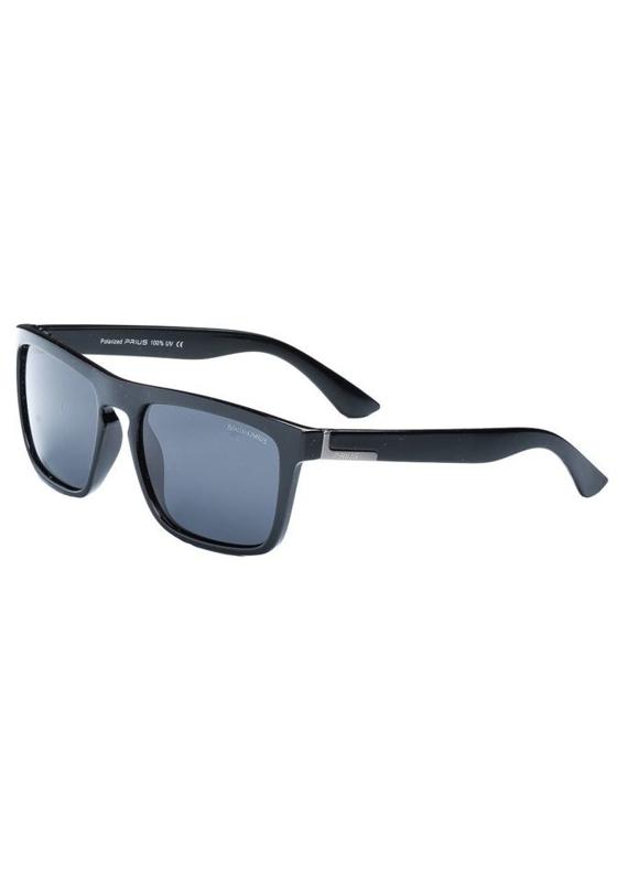 Okulary przeciwsłoneczne polaryzacyjne czarne Denley PLS403
