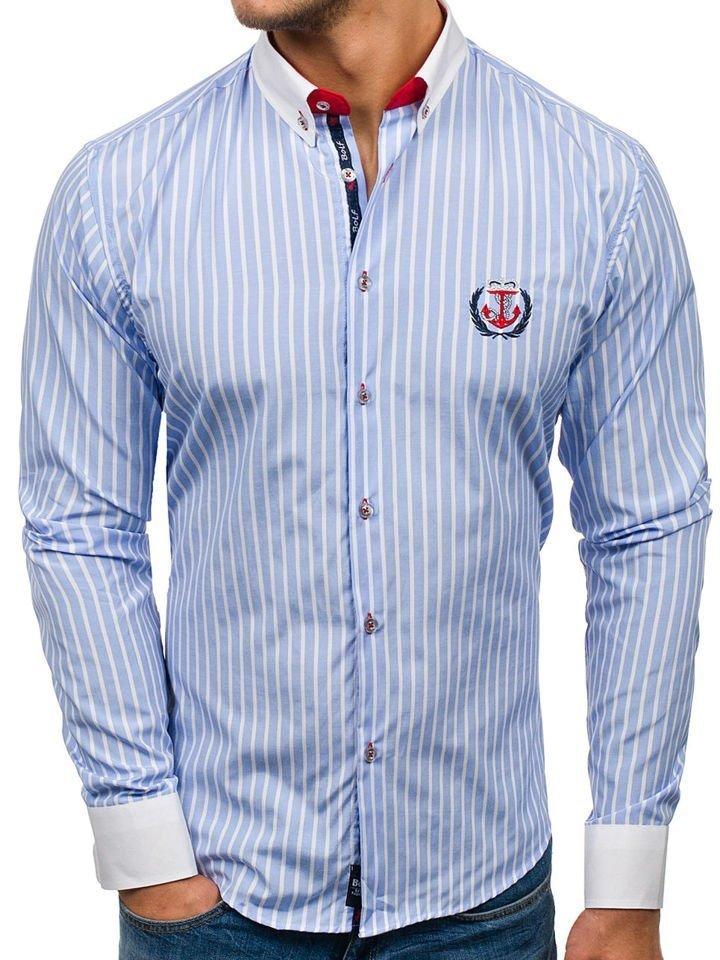 Koszule na jesień: krata, paski i jeans. 30 modnych modeli z