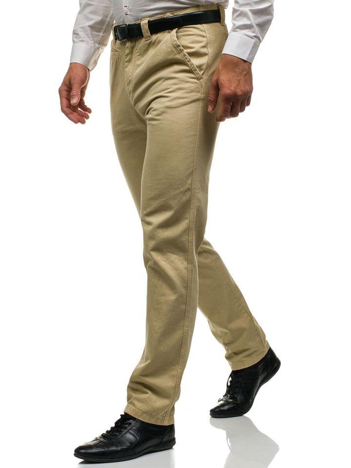 Modne spodnie Spodnie - choć do początku lat XX wieku spodnie były noszone wyłącznie przez mężczyzn, dziś żadna z nas nie wyobraża sobie bez .