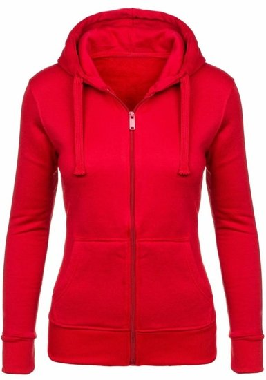 Bluza damska czerwona Denley AK50