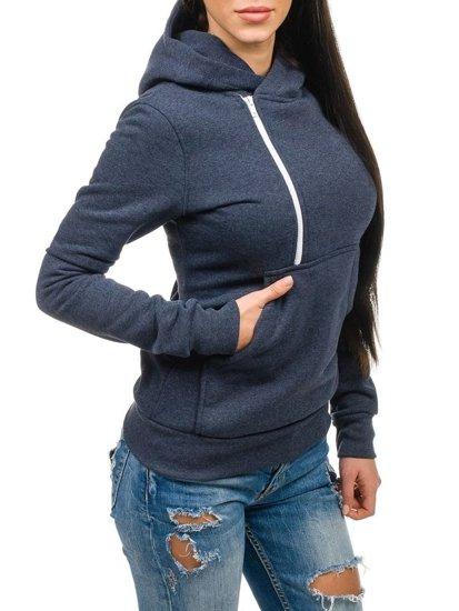 Bluza damska granatowa Bolf 45S