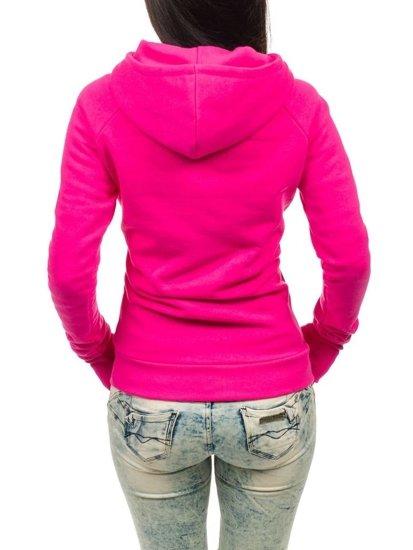 Bluza damska różowa Bolf 17S