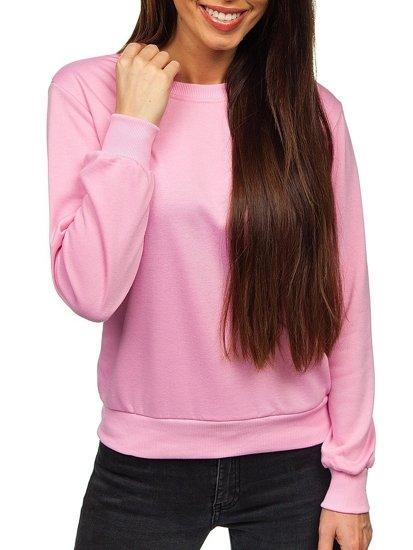 Bluza damska różowa Denley W01