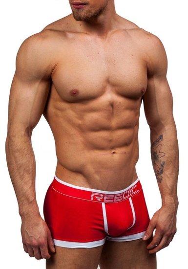 Bokserki męskie czerwone Denley G510