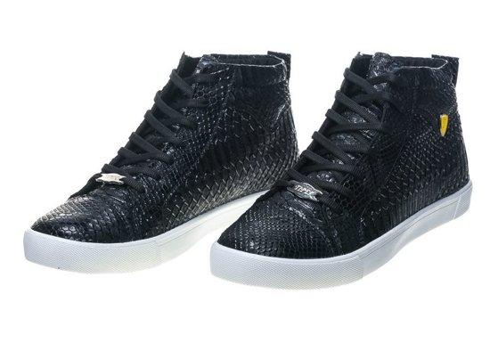 Buty męskie czarne Denley 01