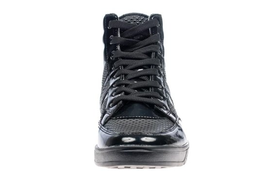 Buty męskie czarne Denley 701