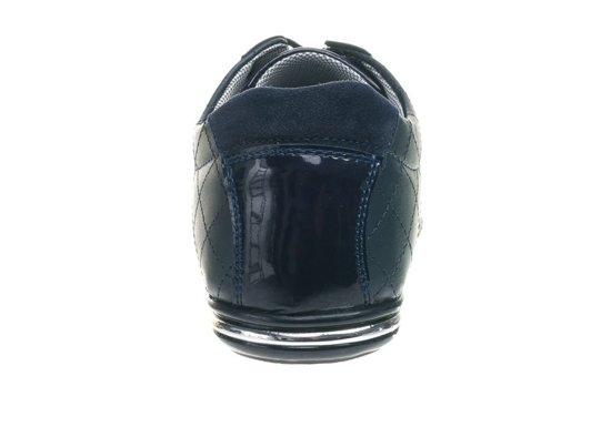 Półbuty męskie granatowe Denley 845-2