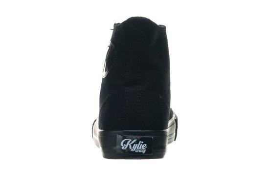 Trampki męskie czarne Denley 5804