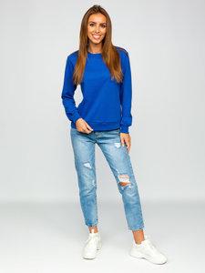 Bluza damska niebieska Denley WB11002