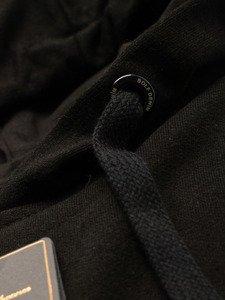 Bluza męska z kapturem czarna Bolf 5361