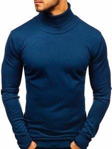 Sweter męski golf indygo Denley 2400