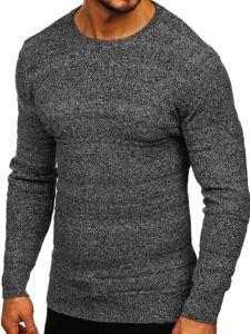 Sweter męski szary Denley H1926
